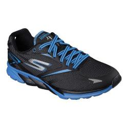 Men's Skechers GOrun 4 Climate Performance Shoe Black/Blue