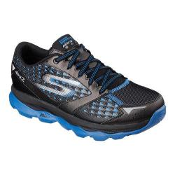 Men's Skechers GOrun Ultra 2 Climate Performance Shoe Black/Blue