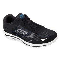Men's Skechers GOwalk 2 Golf Lynx Ballistic Lace Up Shoe Black/Blue