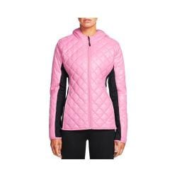Women's Skechers Heat Quilted Jacket Pink