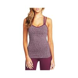 Women's Skechers Metro Movement Bella Tank Top Multi