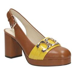 Women's Clarks Orla Beatrice Tan Combi Leather