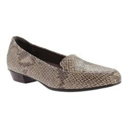 Women's Clarks Timeless Natural Snake