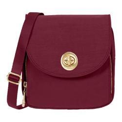 Women's baggallini KEN869 Gold Kensington Mini Crossbody Berry