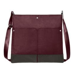 Women's baggallini POR810 The Porter Crossbody Plum