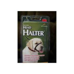 Head Halter Large Black