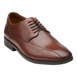 Men's Clarks Glenrise Over Walnut Leather