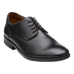 Men's Clarks Glenrise Walk Black Leather