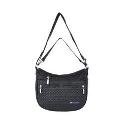 Women's Sherpani Que LE Messenger Bag Black