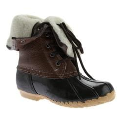Women's Sporto Daphne Faux-Fur Boot Brown