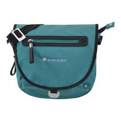 Women's Sherpani Millie Small Messenger Bag Emerald
