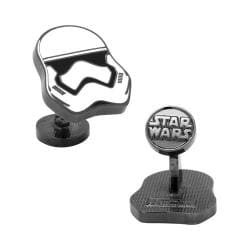 Men's Cufflinks Inc Stormtrooper Cufflinks White 16599022