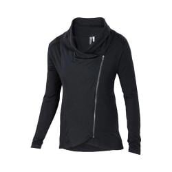Women's Ibex Freya Cardigan Black