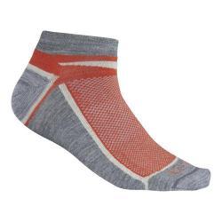 Ibex Lite Low Cut Sock - Set of 2 Blood Orange
