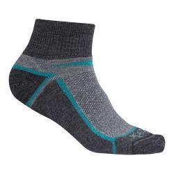 Ibex Quarter Crew Sock - Set of 2 Juniper