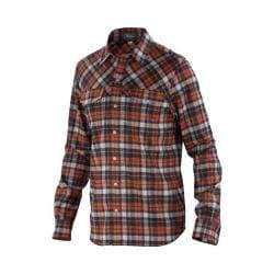 Men's Ibex Taos Plaid Shirt Hunter Plaid