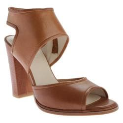 Women's Kenneth Cole New York Stacy Sandal Cognac Leather