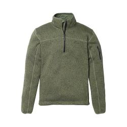 Men's High Sierra Funston 1/4 Zip Pullover Moss Fleece