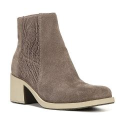 Women's Naya Gang Ankle Boot Taupe Velour Suede