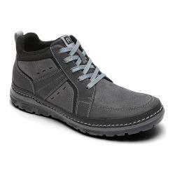 Men's Rockport ActiveFlex RocSports Lite Boot Grey Leather