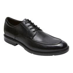 Men's Rockport City Smart Algonquin Black Full Grain Leather