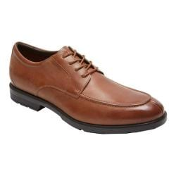 Men's Rockport City Smart Algonquin Dark Tan Full Grain Leather