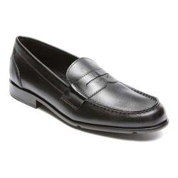 Men's Rockport Commercial Director Penny Loafer Black