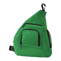 Mercury Luggage Green Sling Backpacks