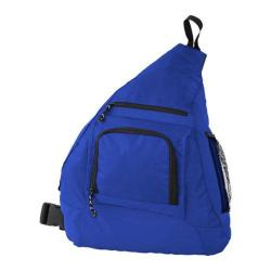 Mercury Luggage Royal Blue Sling Backpack