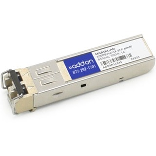 AddOn Linksys MGBSX1 Compatible 1000Base-SX SFP Transceiver (MMF, 850