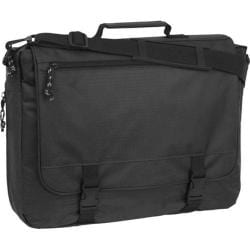 Mercury Luggage Book Bag Black