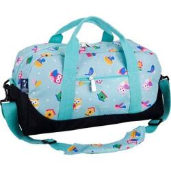 Girls' Wildkin Overnighter Duffel Bag Birdie