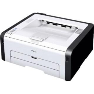 Ricoh SP 213NW Laser Printer - Monochrome - 1200 x 600 dpi Print - Pl