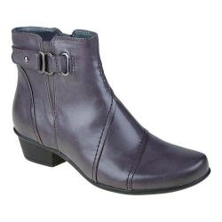 Women's Earth Atlas Grey Calf Leather