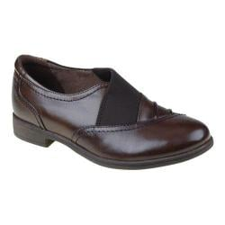 Women's Earth Stratton Slip On Shoe Bark Calf Leather