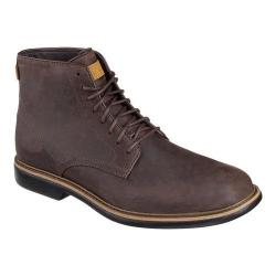 Men's Mark Nason Skechers Tonic Boot Dark Brown