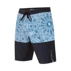 Men's O'Neill Fractured Boardshort Bright Blue