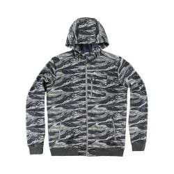 Men's O'Neill Hyperbond Tech Fleece Jacket Black Camo