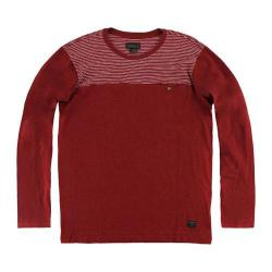 Men's O'Neill Renegade Long Sleeve Crew Tee Wine