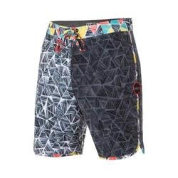 Men's O'Neill Santa Cruz Scallop Tape Boardshort Navy