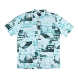 Men's O'Neill Stoke Shirt Storm Blue