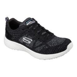 Women's Skechers Energy Burst Training Shoe Black/White