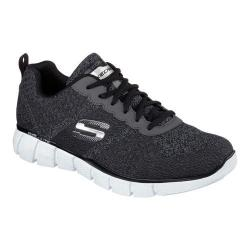 Men's Skechers Equalizer 2.0 True Balance Training Shoe Charcoal/Black
