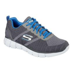 Men's Skechers Equalizer 2.0 True Balance Training Shoe Gray/Blue