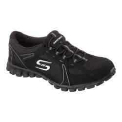 Women's Skechers EZ Flex 2 Right On Sneaker Black