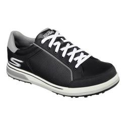 Men's Skechers GO GOLF Drive 2 Sneaker Black/White