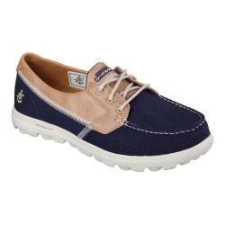 Men's Skechers On the GO Atlantic Boat Shoe Navy