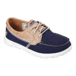 Women's Skechers On the GO Breezy Boat Shoe Navy
