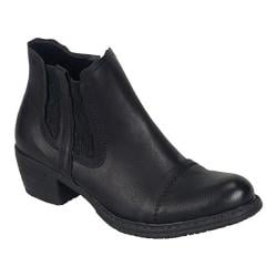 Women's Rieker-Antistress 93480 Ankle Boot Black Leather