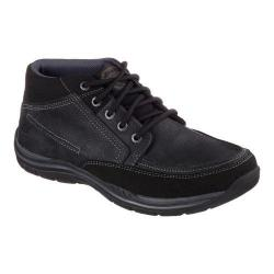 Men's Skechers Relaxed Fit Expected Cason High Top Black